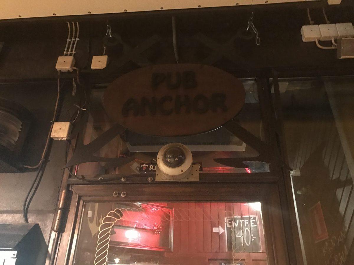 Rock Kneipe Stockholm - Anchor Bar