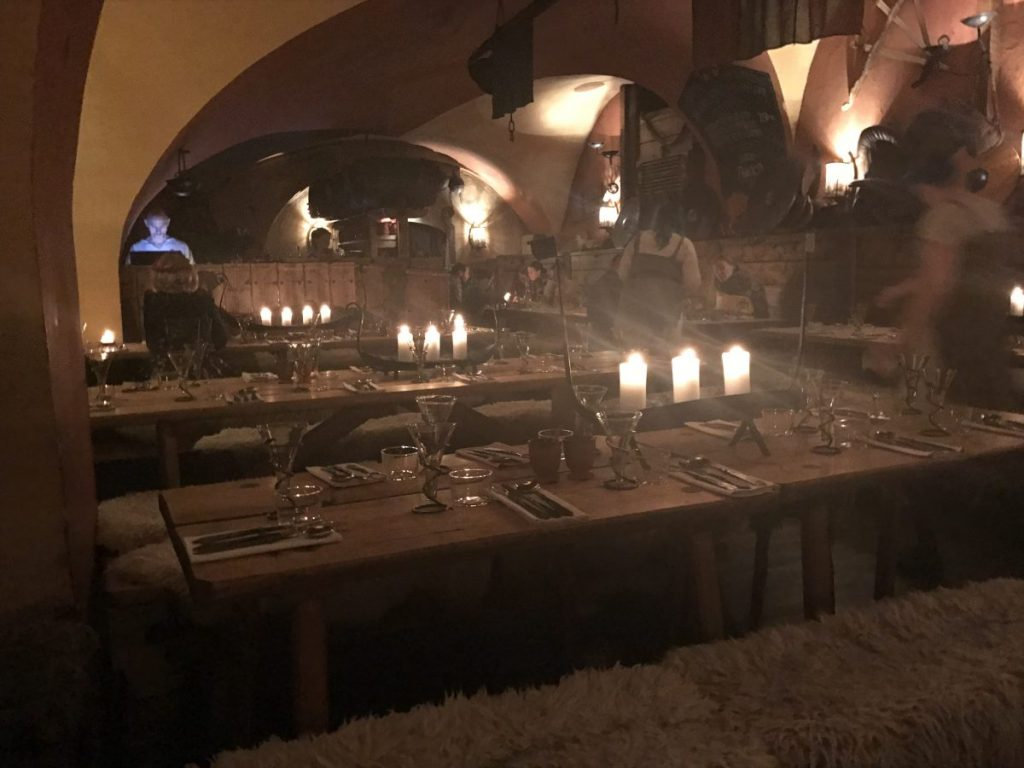 Das Aifur Krog & Bar - Essen wie die Wikinger
