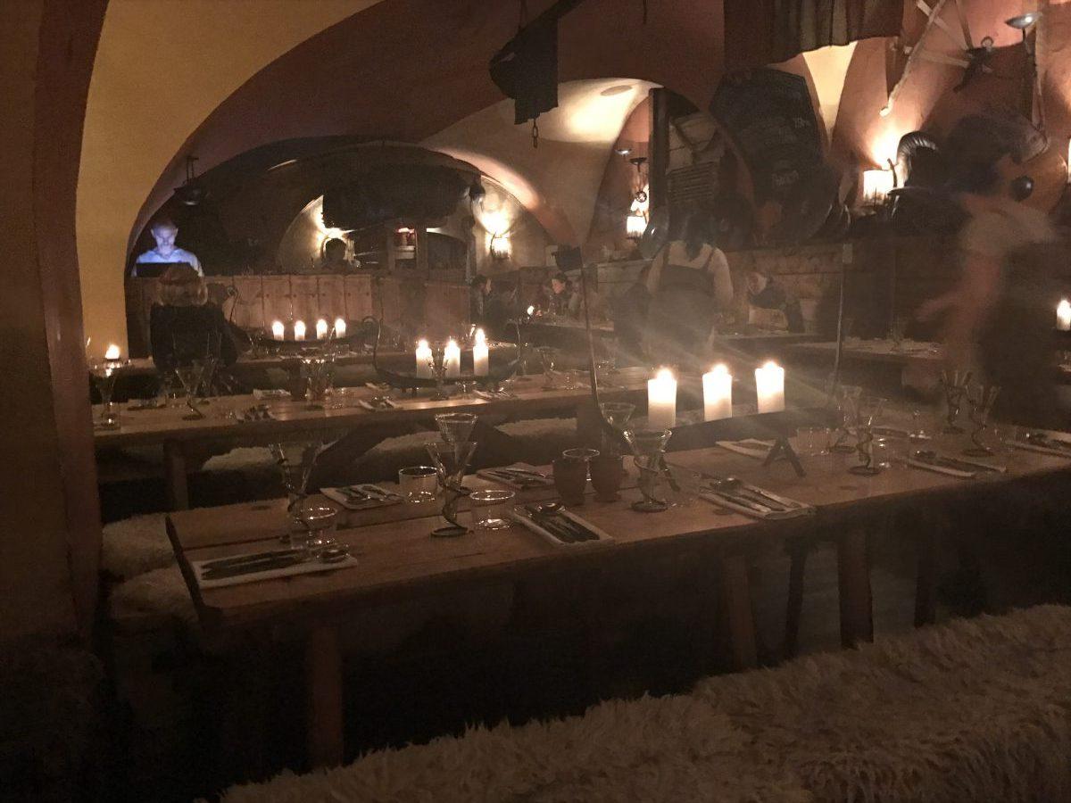 Das Aifur Krog & Bar – Essen wie die Wikinger