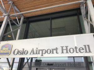 Flughafen Hotel in Oslo