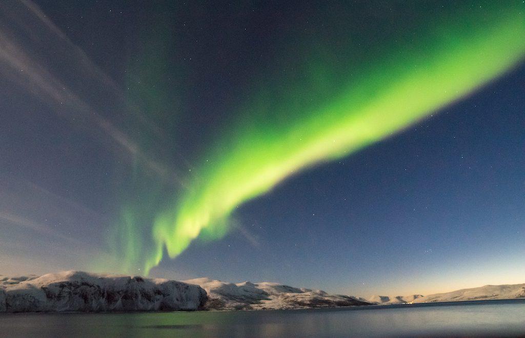 Nordlichter Tromsø