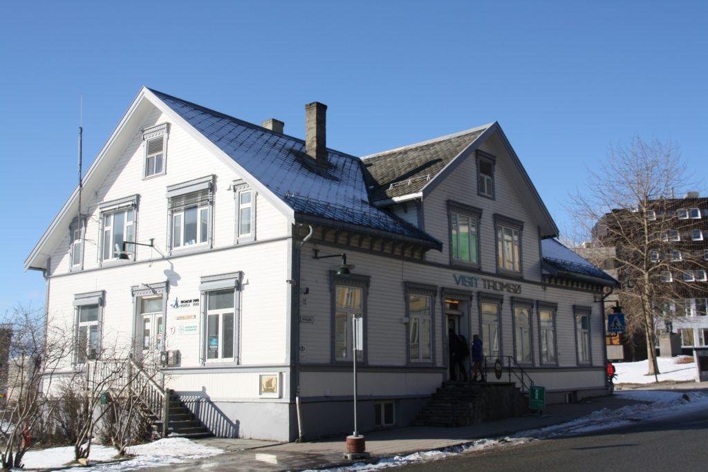 """Tromsø - mehr als """"nur"""" Nordlichter"""