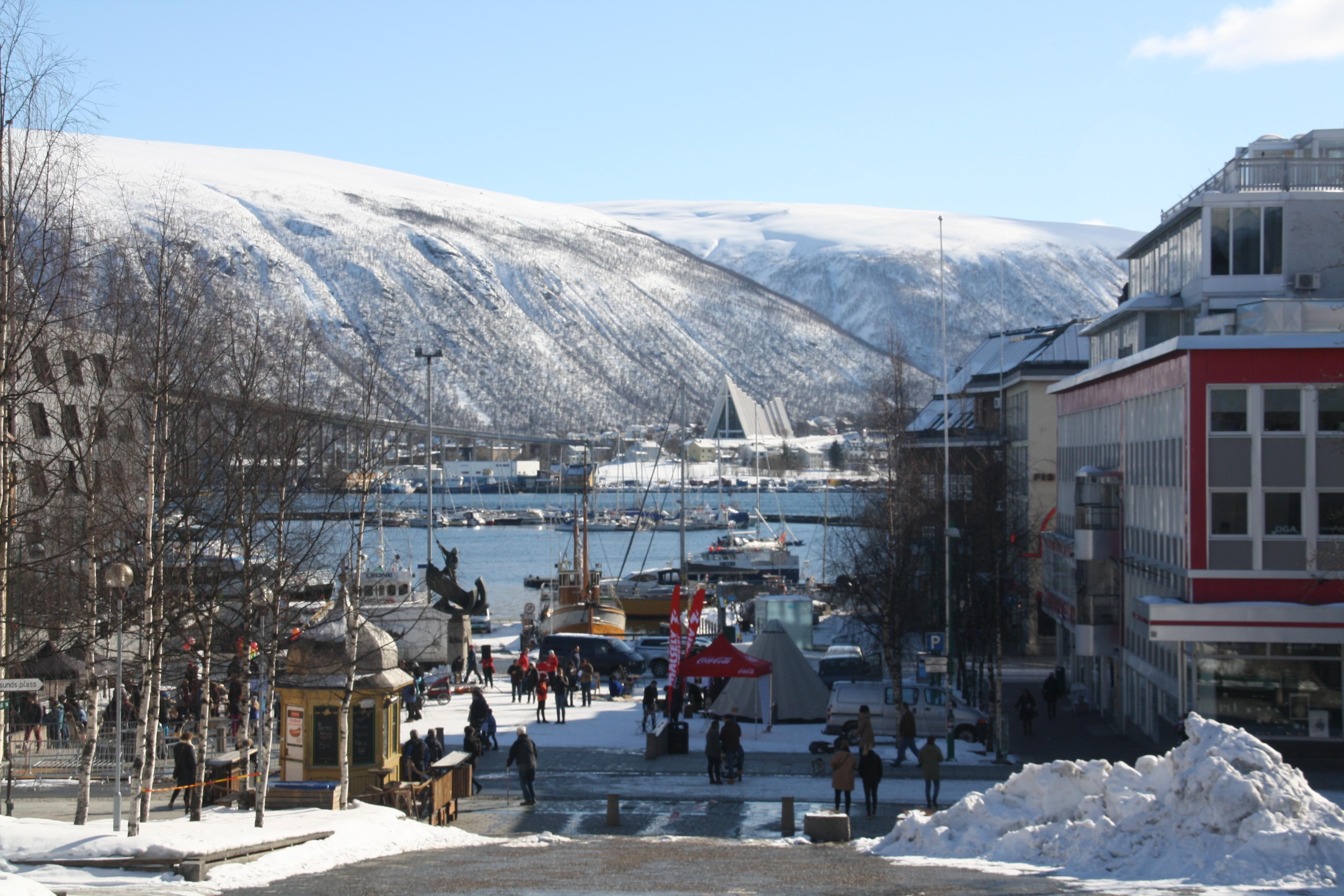 """Tromsø – mehr als """"nur"""" Nordlichter"""