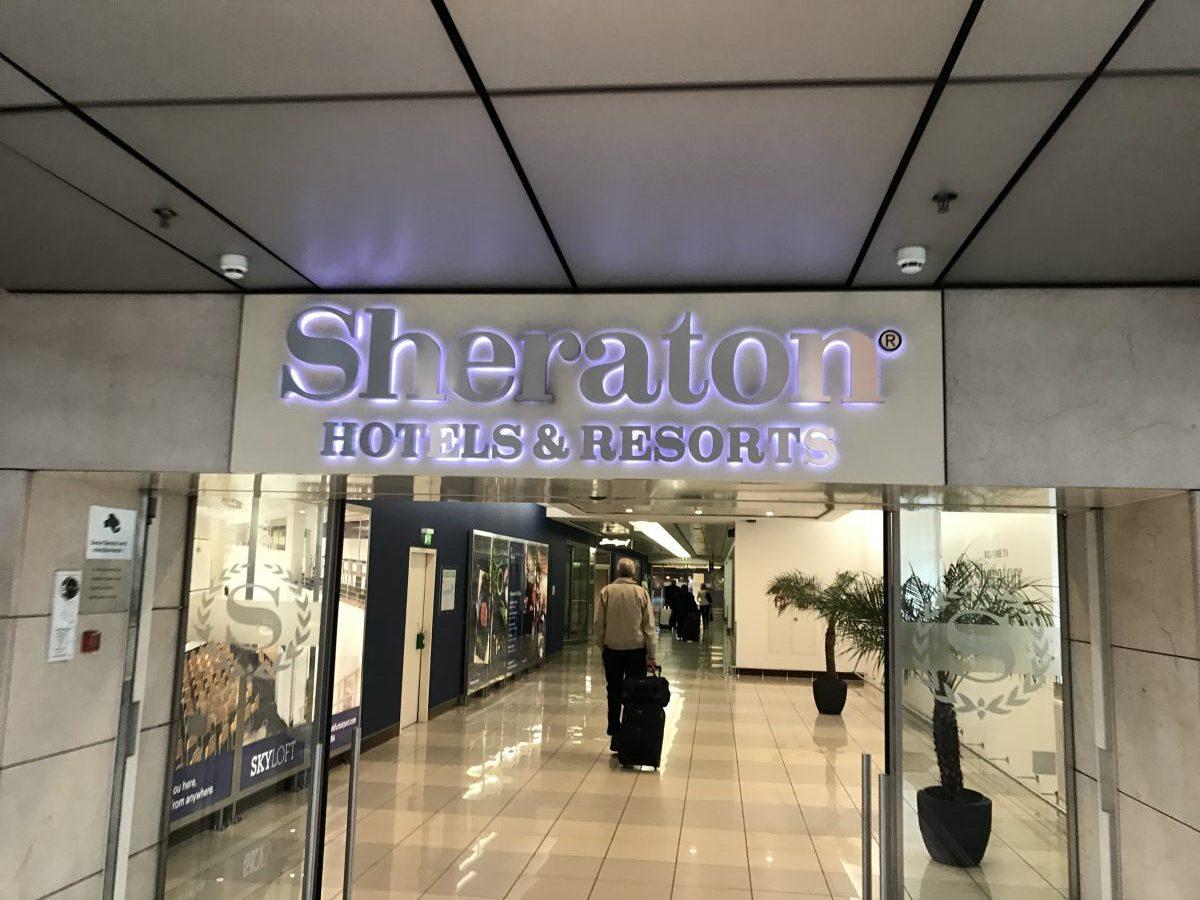 Sheraton Flughafenhotel Frankfurt