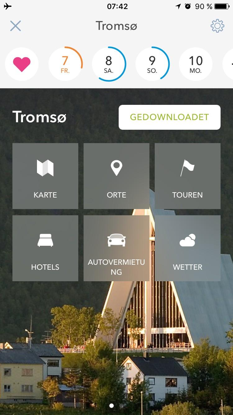 Sygic Travel ReiseApp