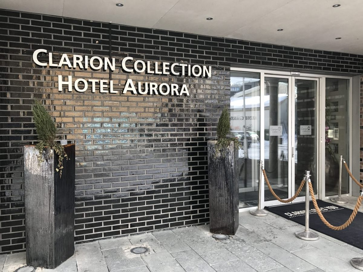 Clarion Collection Aurora Hotel Tromsø