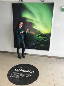 SAS Cafe Lounge in Tromsø
