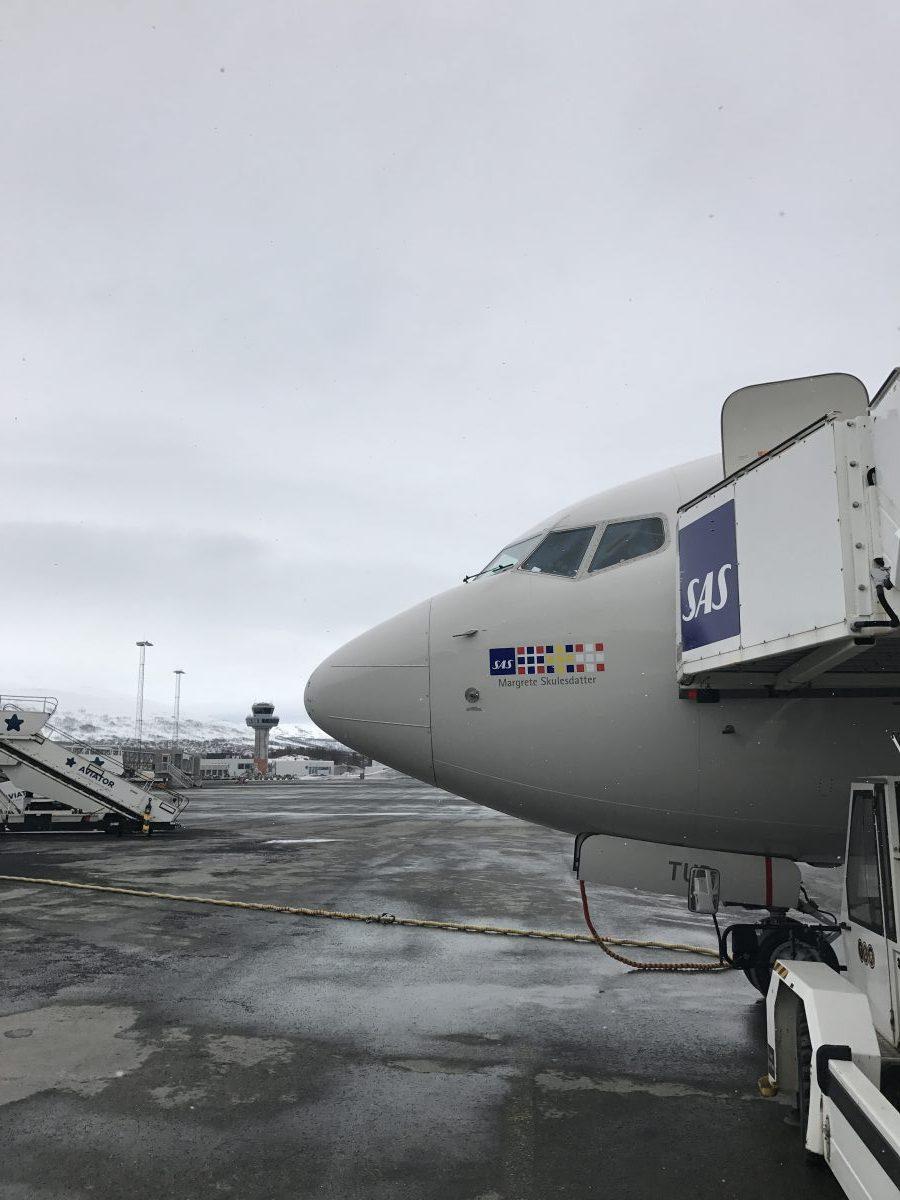 Flugberichte Scandinavian Airlines FLYSAS