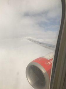 SAS Tromsø nach Stockholm