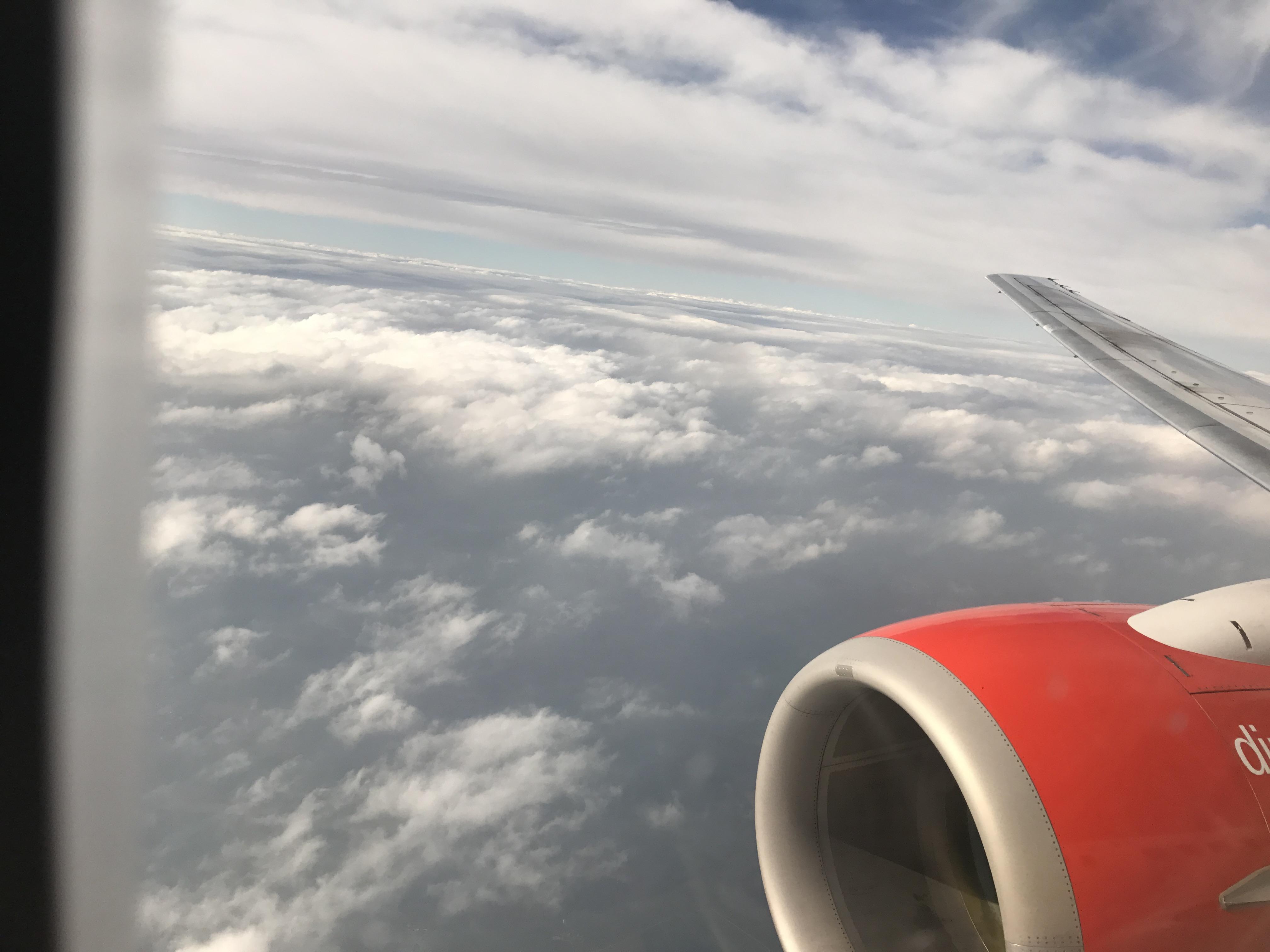 SAS von Stockholm nach Frankfurt