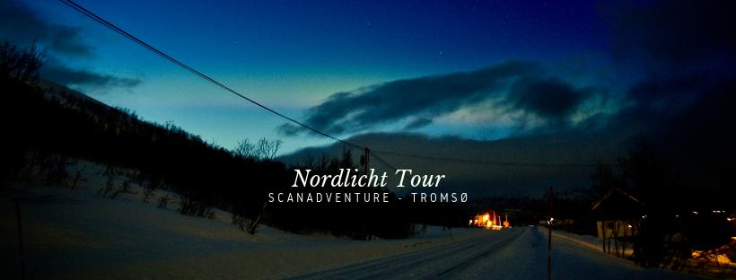Eine Nordlichttour mit Scanadventure in Tromsø