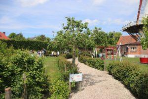 Die Pfannkuchenmühle de Graanhalm