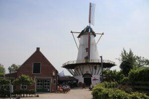 Die Pfannkuchenmühle de Graanhalm - Burgh Haamstede
