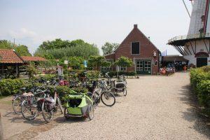 Die Pfannkuchenmühle de Graanhalm - Das Restaurant