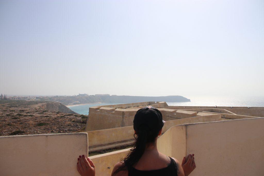 Fort `Fortaleza de Sagres´
