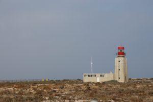 Fort `Fortaleza de Sagres´ - Der Leuchtturm