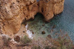 Die Grotten von Lagos
