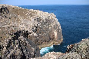 Steilküste Kap Saint Vincent