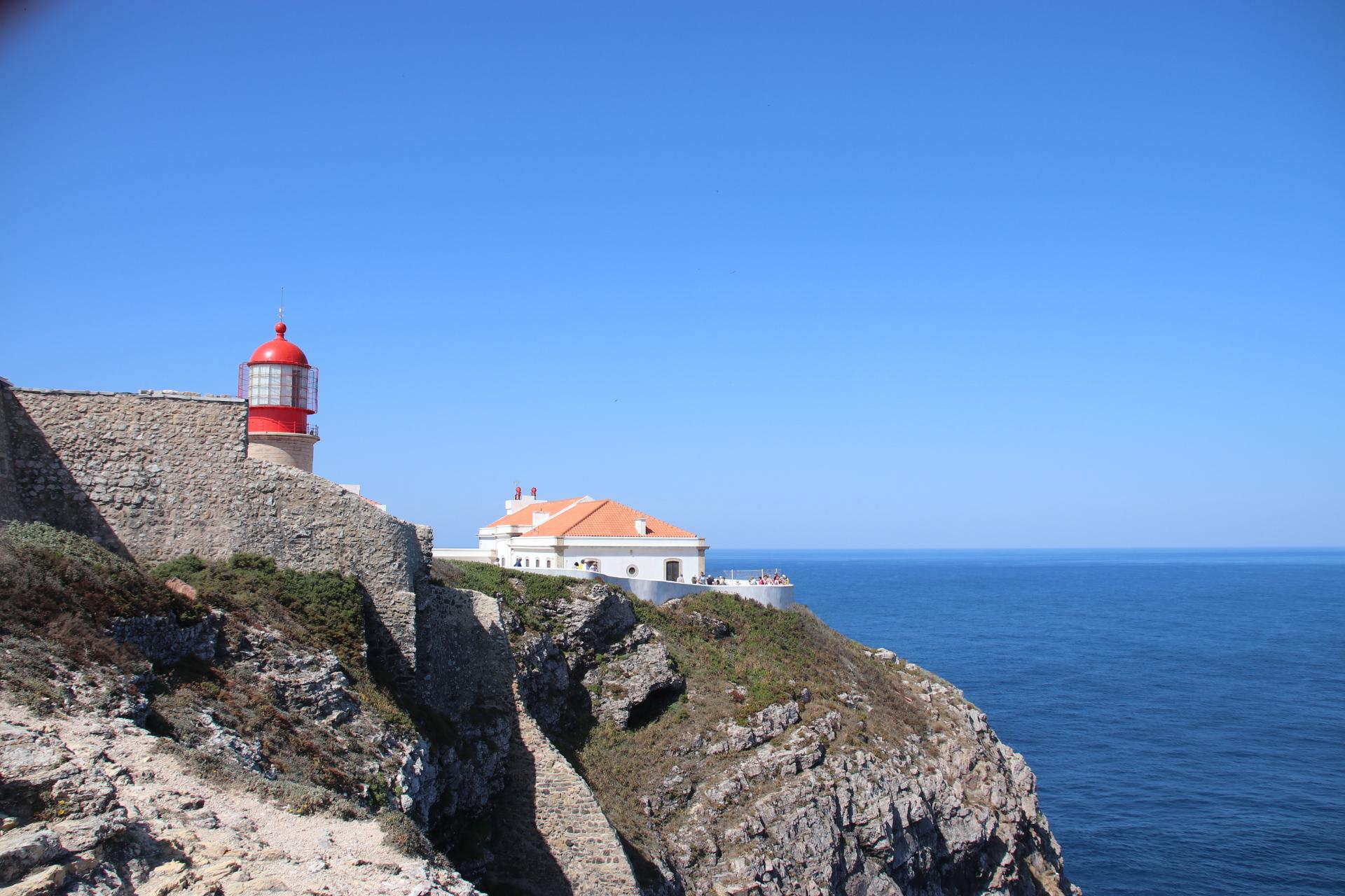Kap Saint Vincent - Algarve - Der südlichste Punkt Europas