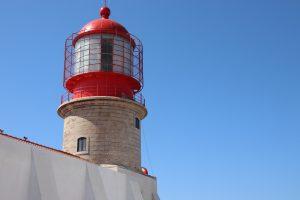 Kap Saint Vincent - Leuchtturm