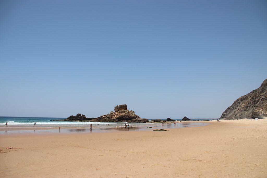 6 Strände der Algarve - Praia do Castelejo / Praia da Cordoama