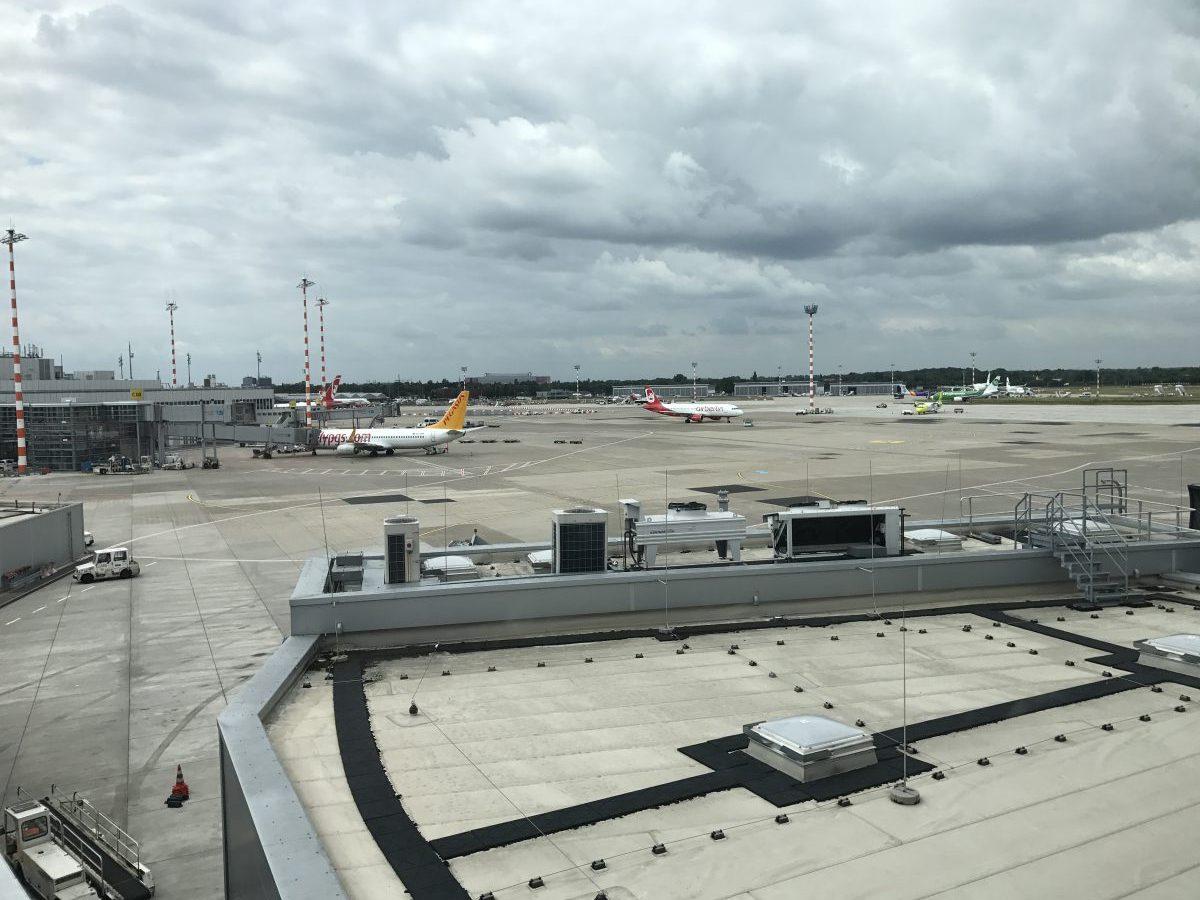 Hugo Junkers Lounge – Düsseldorf Airport