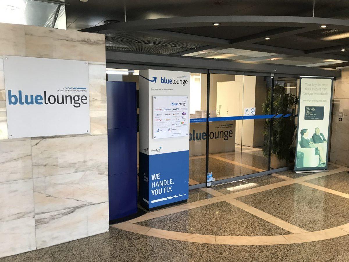 Blue Lounge - Lissabon
