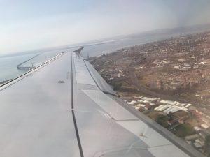Von Lissabon nach Faro - Start