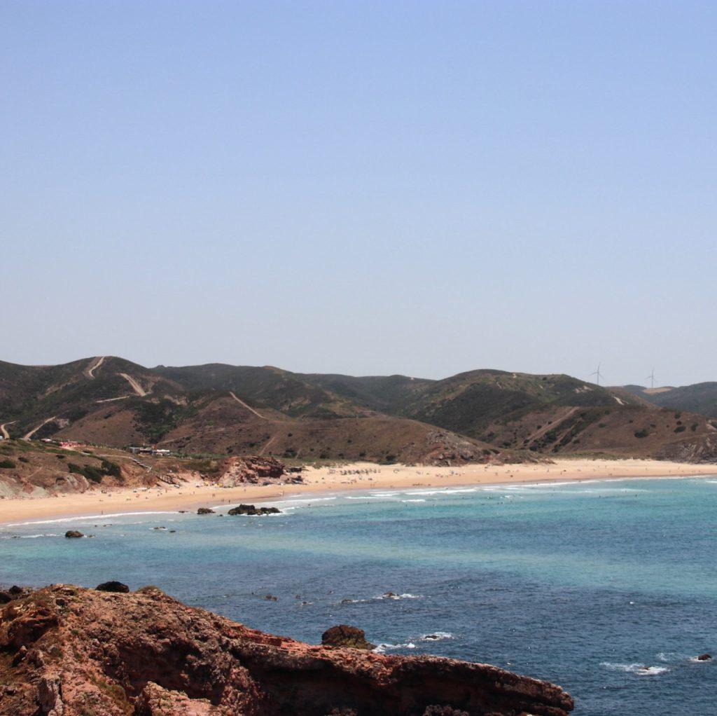 6 Strände der Algarve - Praia do Amado