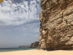Ein toller Strand in einer tollen Bucht