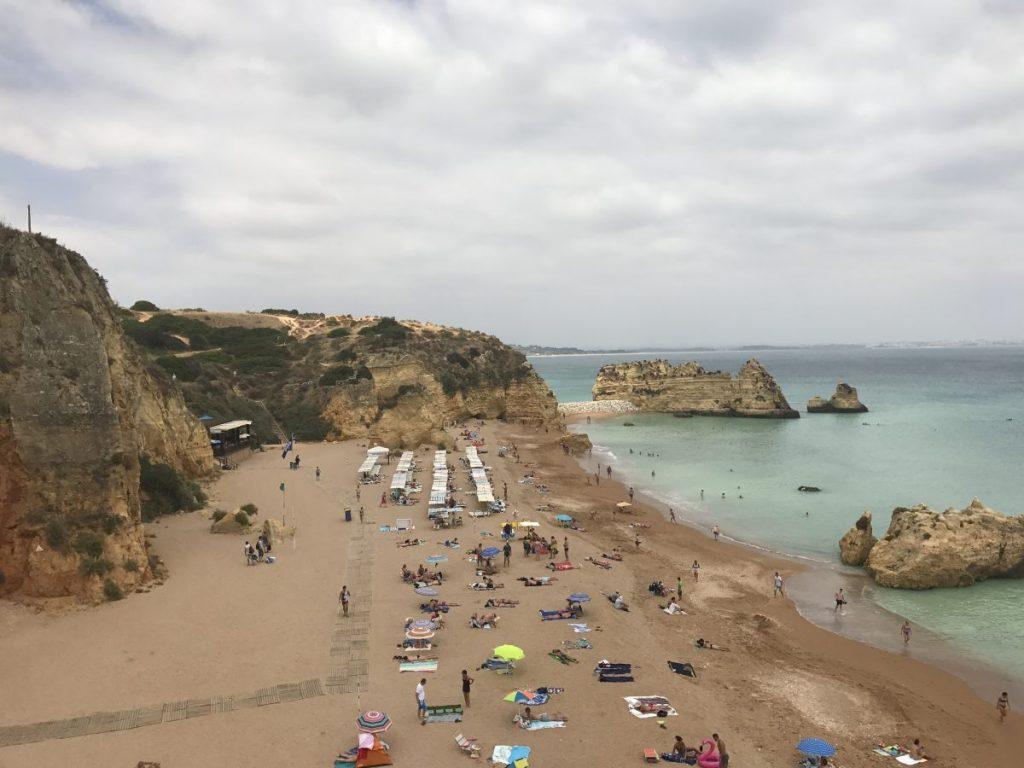6 Strände der Algarve - Praia de Dona Ana