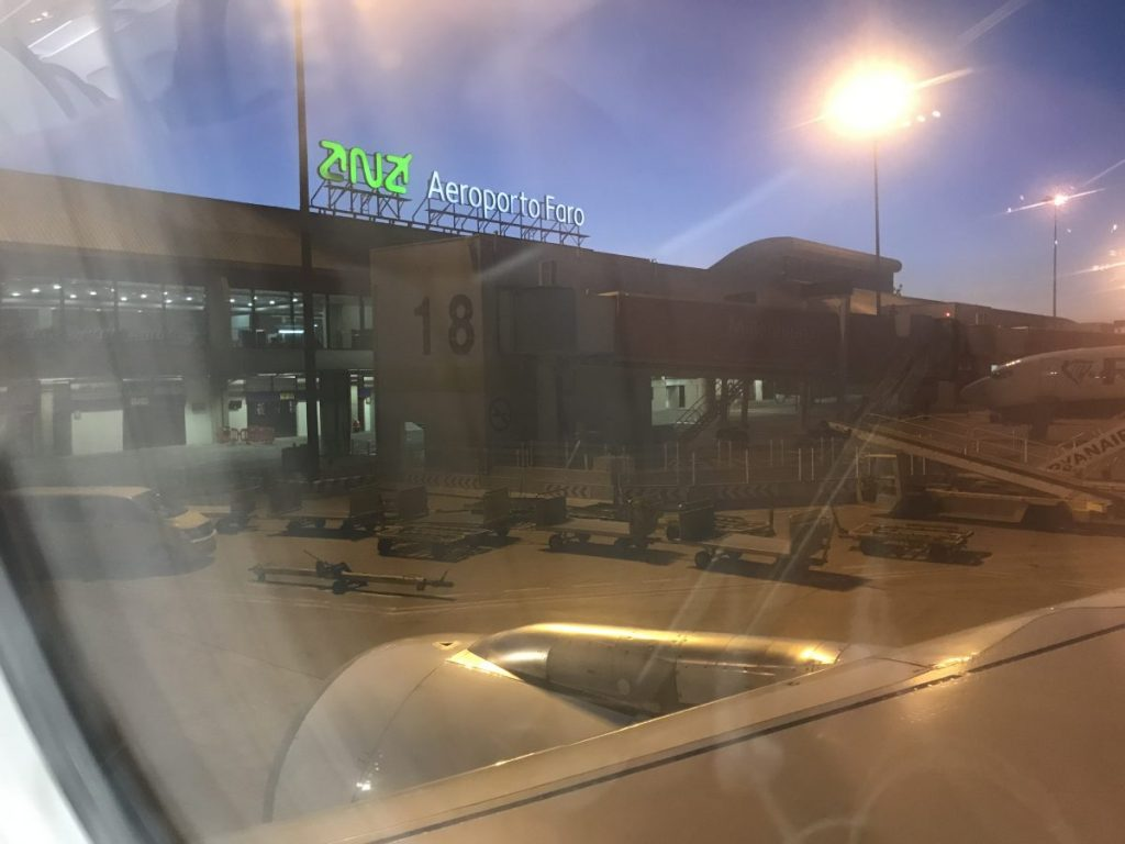 TAP Portugal von Faro - Flughafen Farm