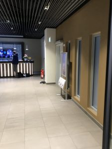 Hugo Junkers Lounge - Düsseldorf Airport