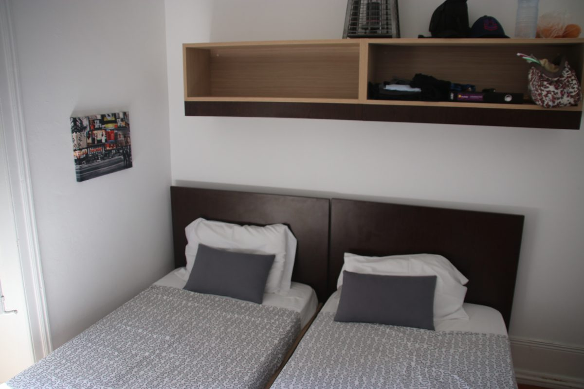 Baixa Terrace Hostel Faro - Zimmer