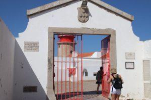 Eingang Kap Saint Vincent