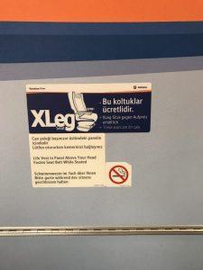 Düsseldorf nach Antalya in der Economy Class