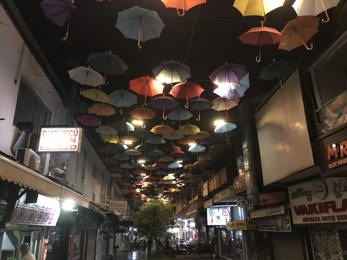 Old Town Antalya – Die Altstadt
