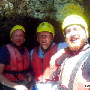 Rafting im Canyon von Manavgat