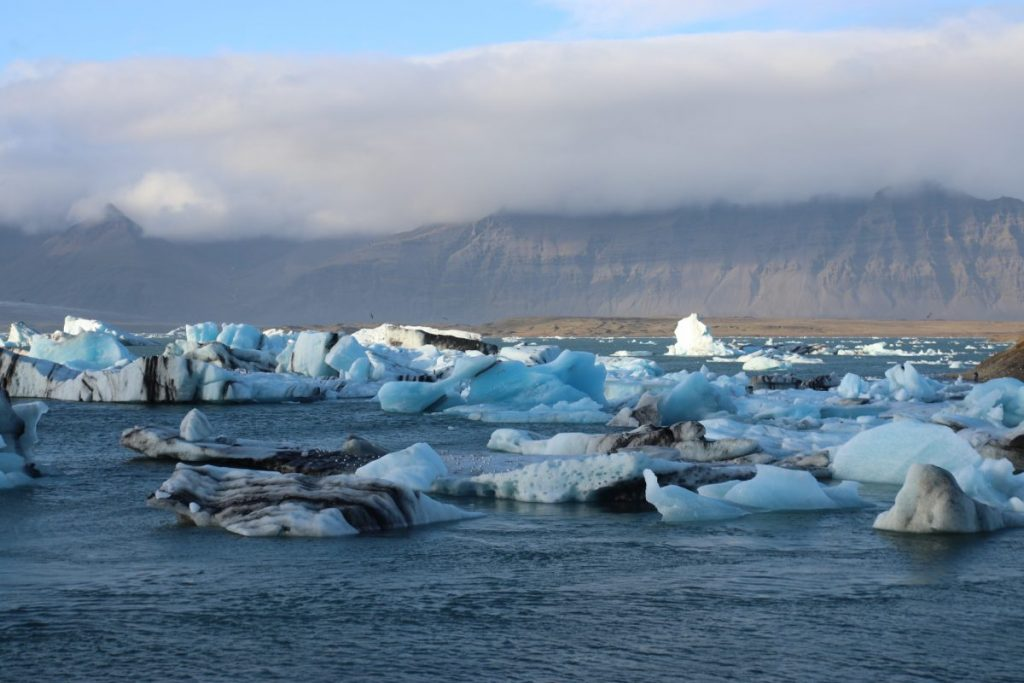 Jökulsarlon - TOP Highlights in Island -Golden Circle und Südküste-