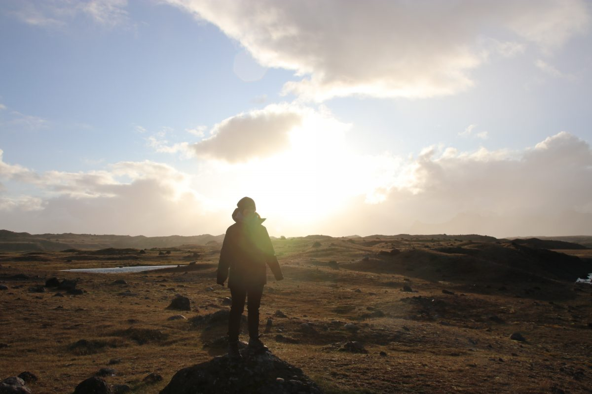 Sonnenuntergang an der Jökulsarlòn. Island für Einsteiger - Unser persönlicher Island Guide