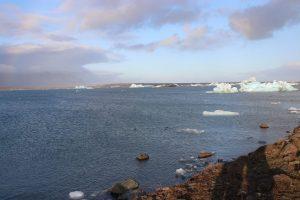 Diamond Beach und die Jökulsarlon - Gletscher Lagune