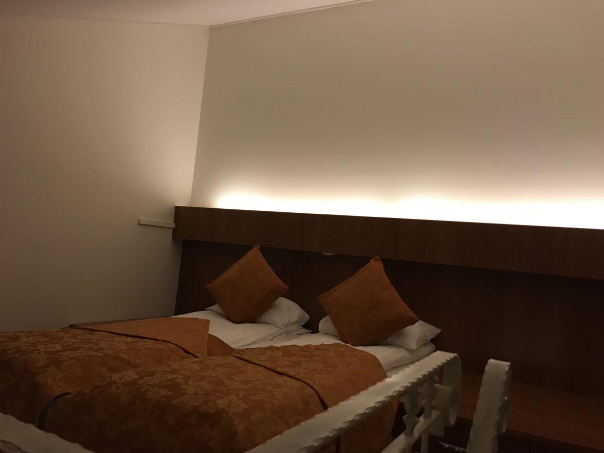 Hotel Glymur - Schlafzimmer