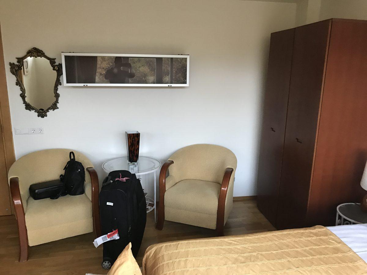 Hotel Glymur - Die Suite