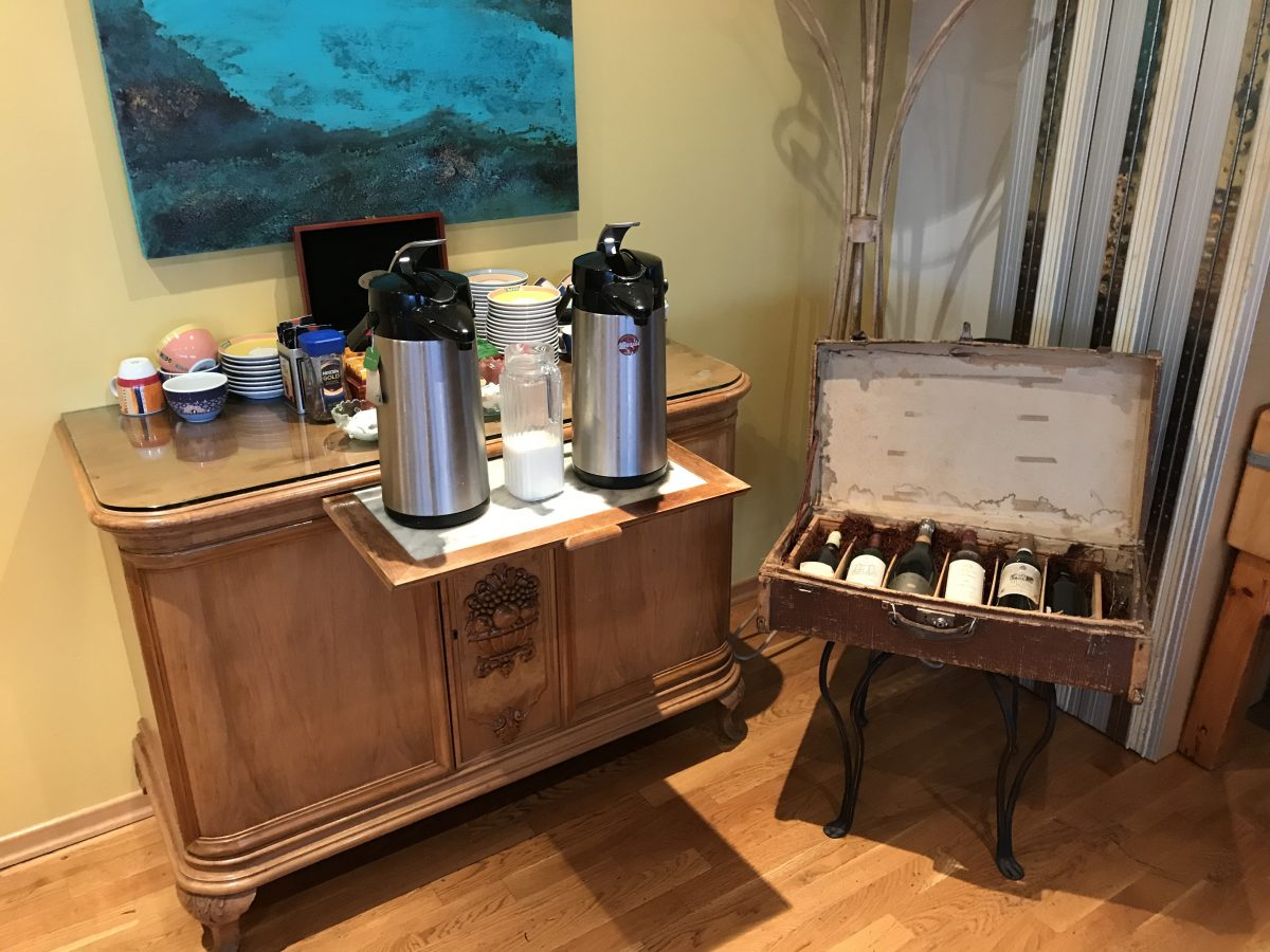 Hotel Glymur - Kaffeebar