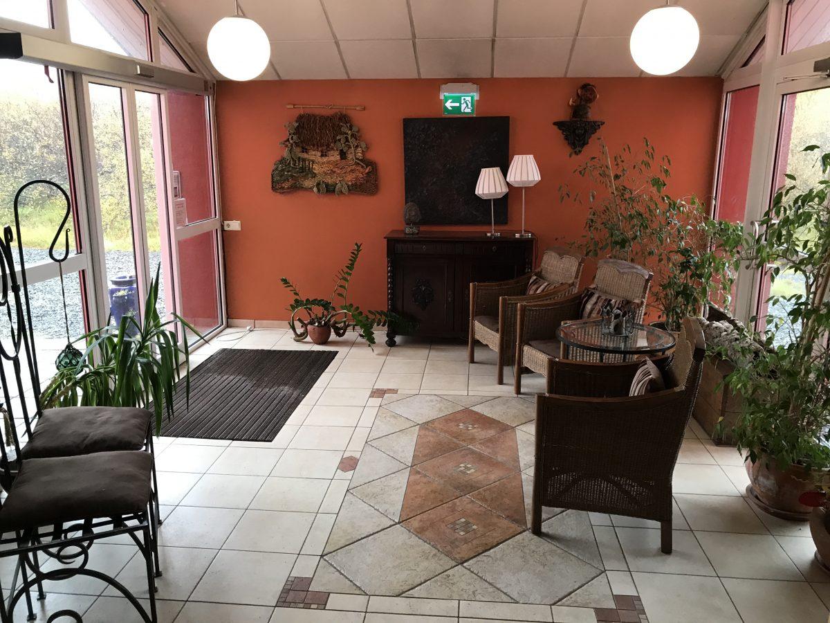 Hotel Glymur - Eingangsbereich