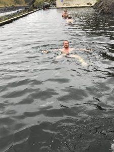 Seljavallalaug Schwimmbad - Hot Pot