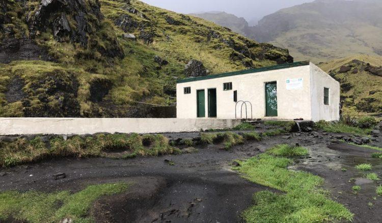 Der älteste HotPot in Island