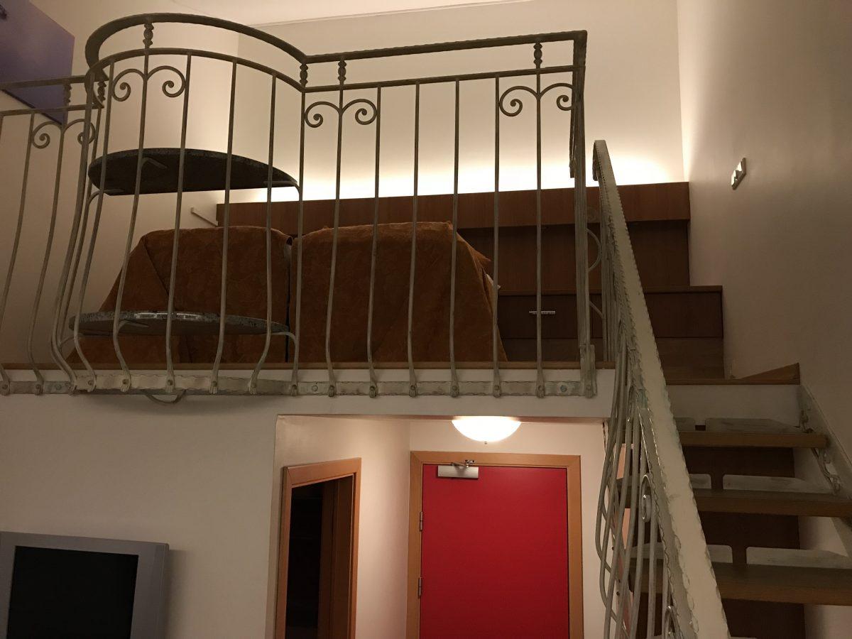 Hotel Glymur - Executive Zimmer im 1 OG Hügelblick