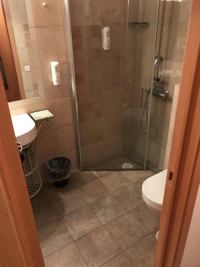 Hotel Glymur - Badezimmer