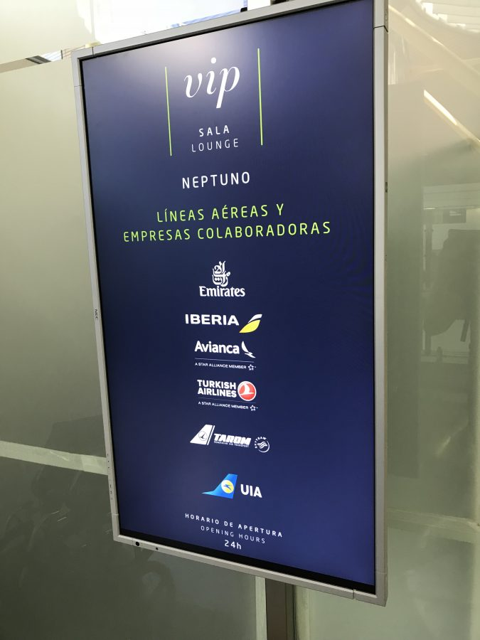 Neptuno Lounge